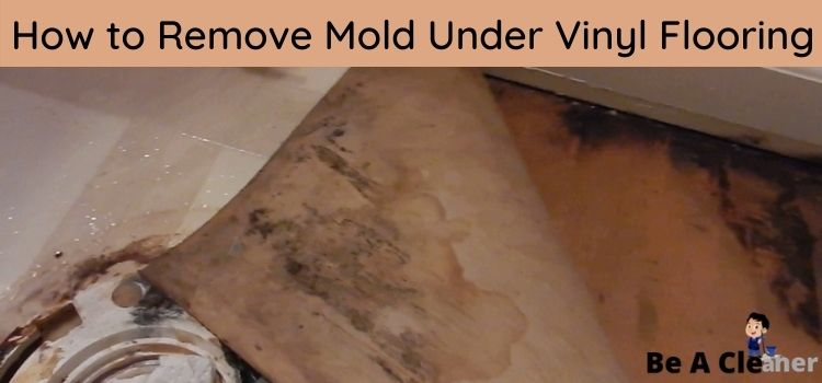 How to Remove Mold Under Vinyl Flooring